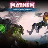 Mayhem Public Beta Release Date